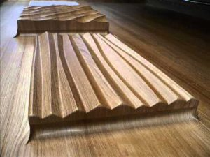 روکش pvc درب چوبی