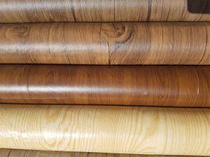 روکش pvc طرح چوب