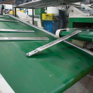تولید کننده ریل ساچمه ای